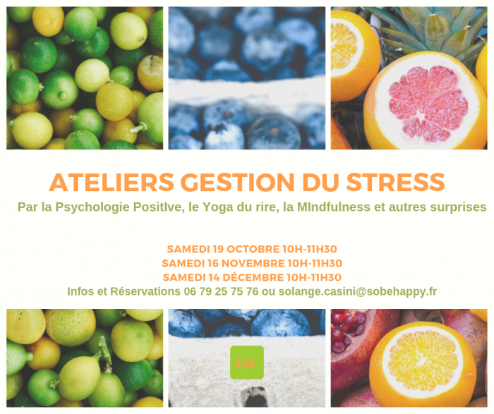 HAPPY BOX : GESTION DU STRESS